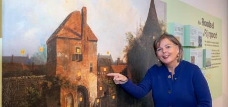 Expositie in Stadsmuseum Rhenen brengt de Rijnpoort weer tot leven