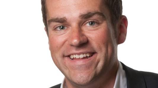 Klaas Dijkhoff (VVD): favoriet bij lezeressen van Cosmopolitan. © ANP