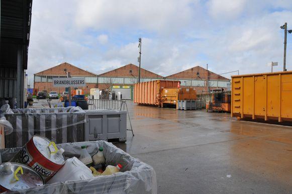 De openingstijden van de twee recyclageparken worden tijdelijk aangepast.