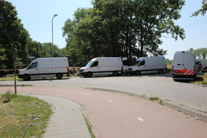 Onderzoek na vondst dode in Roosendaal.