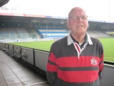 De Graafschap verliest in Joop Wijgman (83) supervrijwilliger