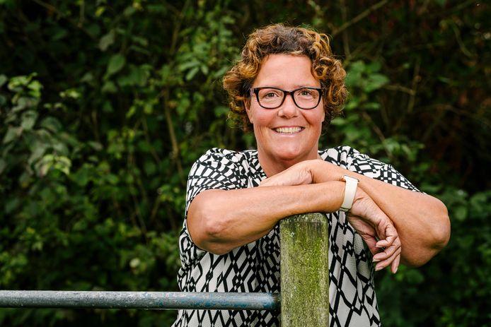 Marieke Breunesse: ,,Je kunt alleen goed voor een ander zorgen als je ook goed voor jezelf zorgt.''