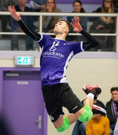 Engels volleybal-international wil zelfvertrouwen tanken in Nijmegen