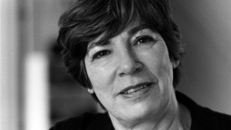 Fotografe Jutka Rona is afgelopen zaterdag overleden aan longkanker. Beeld Wubbo de Jong/Maria Austria Instituut