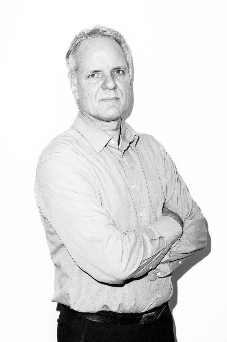 Erik Voermans is journalist bij Het Parool Beeld Linda Stulic