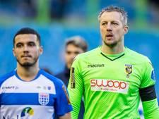 Hoge woord is er uit bij Vitesse: Pasveer in de goal