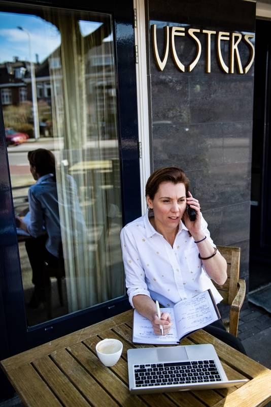 Nikolien Verstraelen: ,,We willen nog steeds een restaurant zijn.''