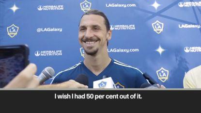 """Truitje Zlatan opnieuw meest verkocht in MLS: """"Had ik maar 50 procent op de verkoop"""""""