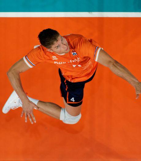 Nijverdalse volleybalinternational Ter Horst 'opgesloten' in zijn Italiaans appartement