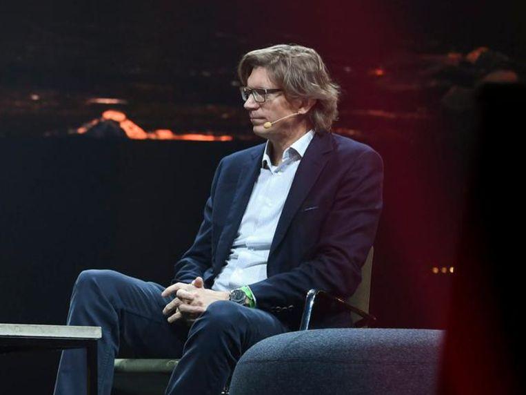 Niklas Zennström van investeerder Atomico Beeld epa