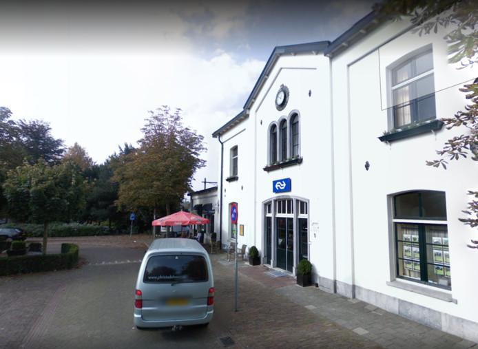 Station Oisterwijk.