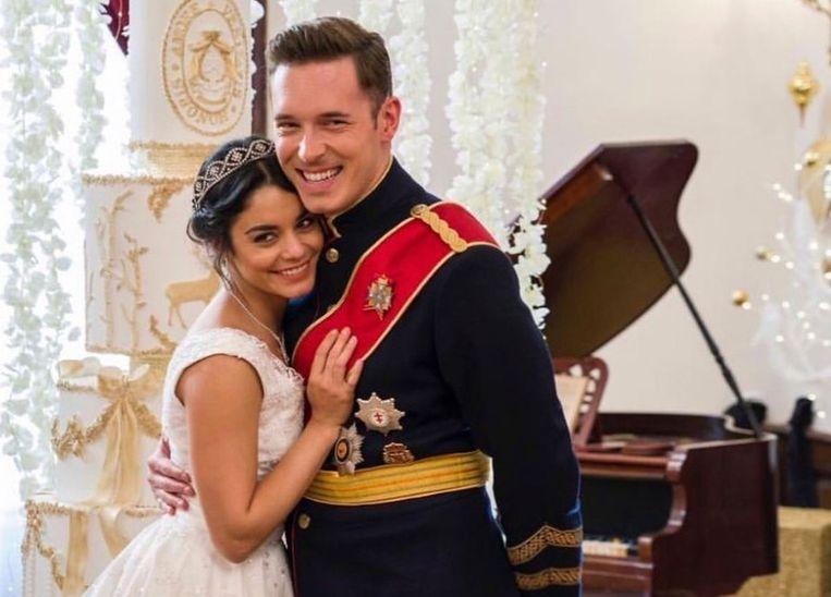 'The Princess Switch' is een nieuwe kerstfilm van Netflix.