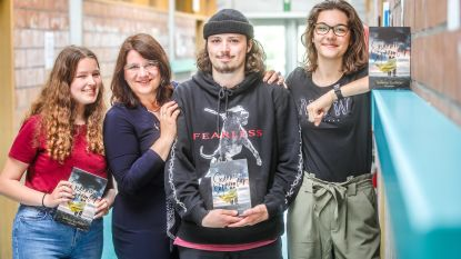 Juf Kathelijn put voor derde roman 'Sneeuw in september' uit levensverhaal van leerlinge Lotte