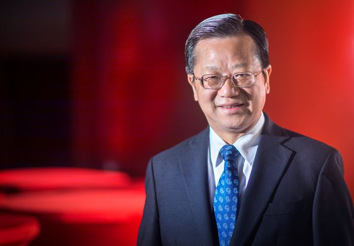 Ambassadeur van China Dr. Xu Hong.