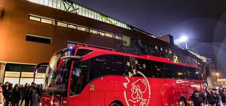 LIVE: NAC start met captain Pablo Marí tegen Ajax