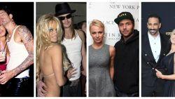 Het turbulente liefdesleven van Pamela Anderson: vijf huwelijken en een relatie met een monster