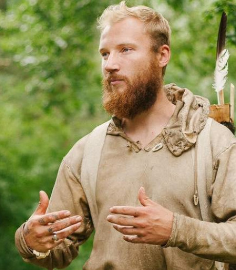 Bushcrafter Thijmen kent Brech: 'Hij is geen specialist'