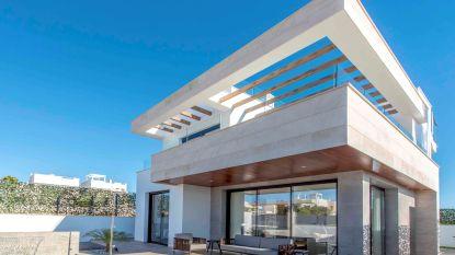 Huizen te koop; de Spaanse costa's