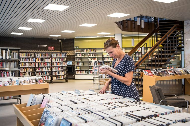 Bibliotheek Driehoek in Ekeren