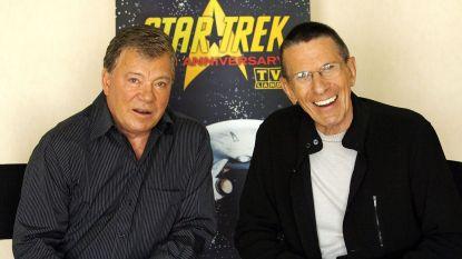 Captain Kirk gaat mee naar Mars