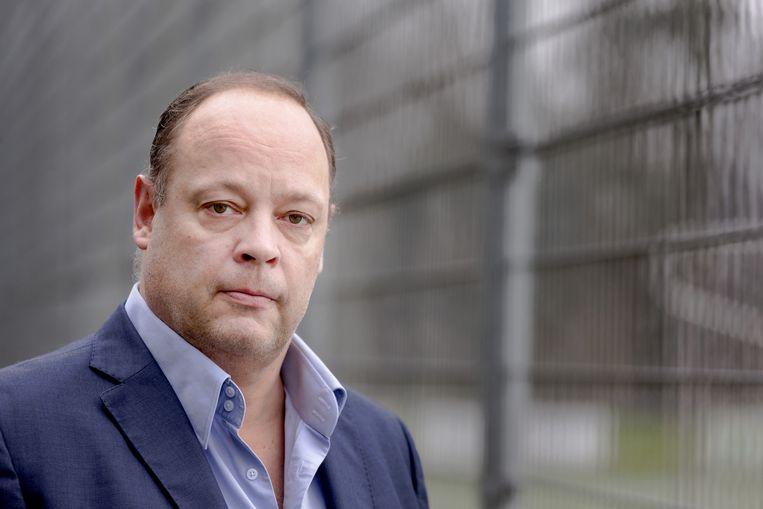 Marco Louwerens, zenderdirecteur RTL7. Beeld anp