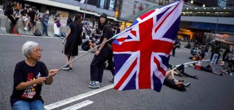 China furieus over plannen Verenigd Koninkrijk om Hongkongers te verwelkomen