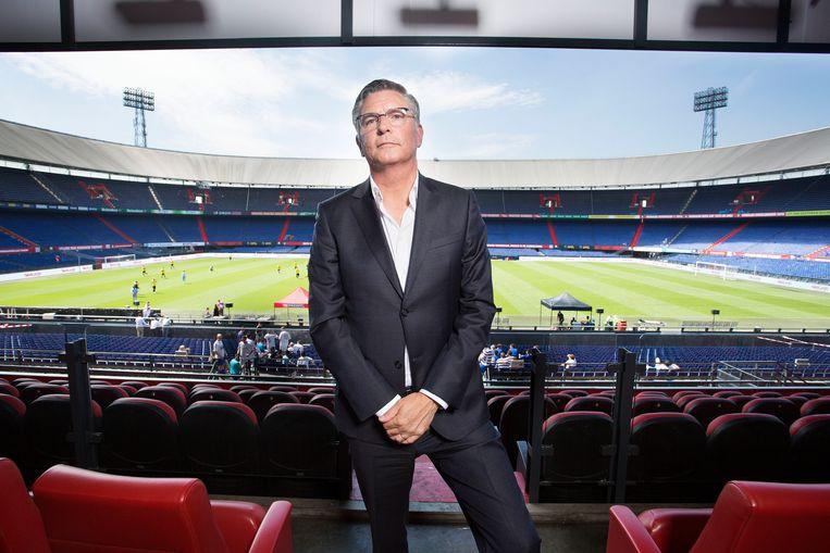 Martin van Geel: 'De verwachtingen gaan alleen maar omhoog en we hebben het nu waargemaakt. Maar daar te blijven, dat wordt een uitdaging in hoofdletters.' Beeld arie kievit