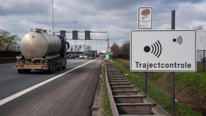 Straks twee trajectcontroles na elkaar op E40 tussen Aalst en Gent
