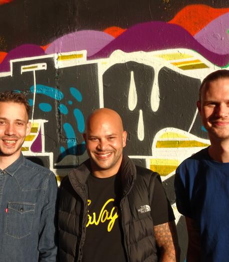 Graffiti-festijn Tunnel Vision in Boxtel speelt dit jaar in op het milieu
