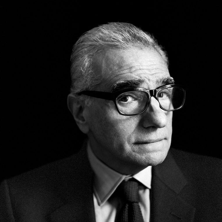 Martin Scorsese. Beeld
