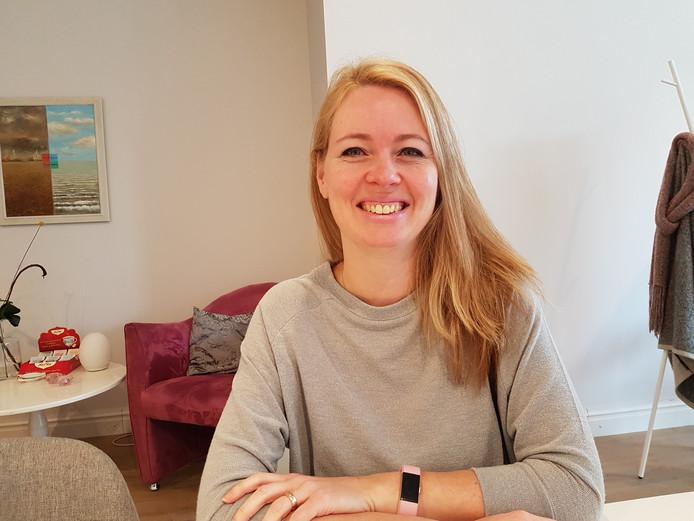 Esther van Heerebeek-Spijkers.