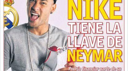 """""""Neymar wil nog voor het WK transfer naar Real rond hebben"""": helpt Nike mee een recorddeal van 400 miljoen te financieren?"""
