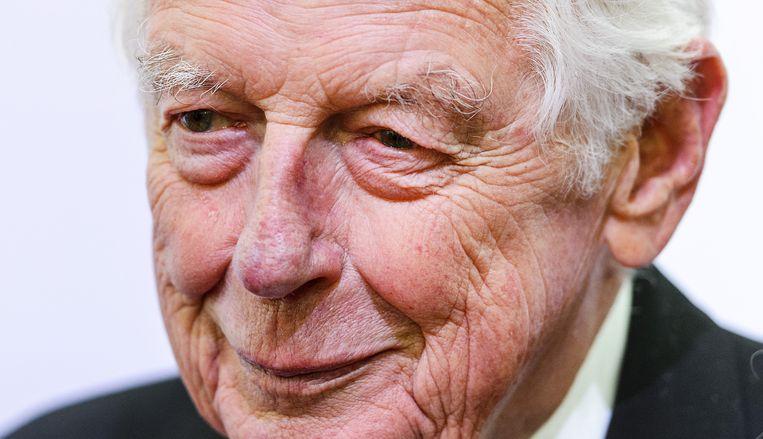 Wim Kok werkt mee aan een biografie over zijn leven. Beeld anp