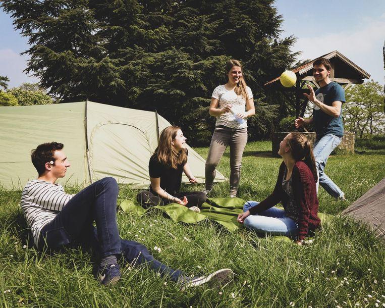 Jonge Leuvenaars organiseren voor het eerst Kamping Kontakt.