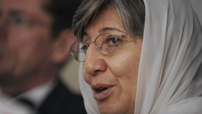 Dr. Sima Samar Beeld