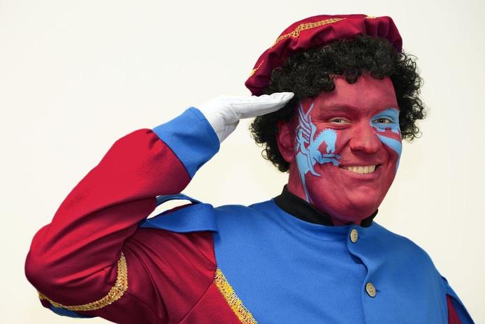 Een bontgekleurde Airborne Piet als alternatief voor Zwarte Piet in Arnhem?