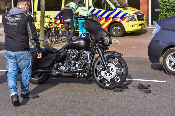 Motorrijder Gewond Na Botsing In Eindhoven Eindhoven Adnl
