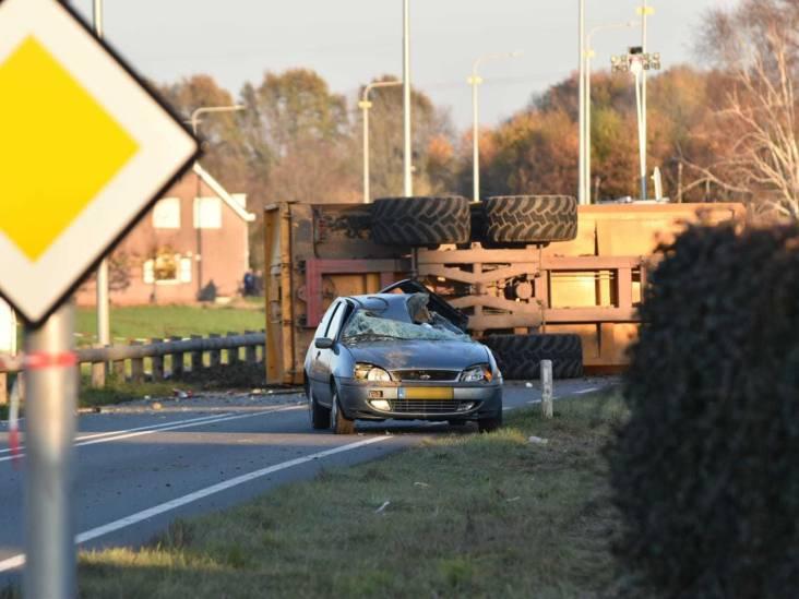 71-jarige man uit Kruisland overleden bij ongeluk in Oud Gastel