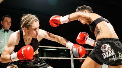 """VIDEO. Delfine Persoon versus 'Killer Mel': """"Wereldtop komt naar Kortrijk"""""""