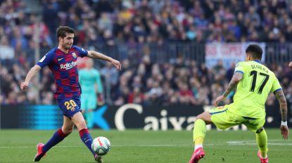 Football Talk. Barça is Sergi Roberto even kwijt - Ajax betaalt 16 miljoen euro voor Braziliaan Antony