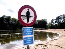 Blauwalg verdwenen, Strandbad kan misschien tóch nog open