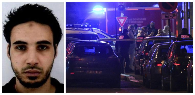 Een video waarin trouw wordt gezworen aan de terreurgroep Islamitische Staat (IS) is teruggevonden op een USB-stick die toebehoort aan Cherif Chekatt, de dader van de aanslag van 11 december op de kerstmarkt in Straatsburg.
