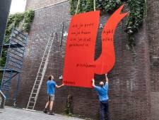 De rode koffiekan van Gubbels is terug in Nijmegen