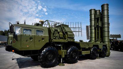 Russisch raketafweersysteem aangekomen in Turkije