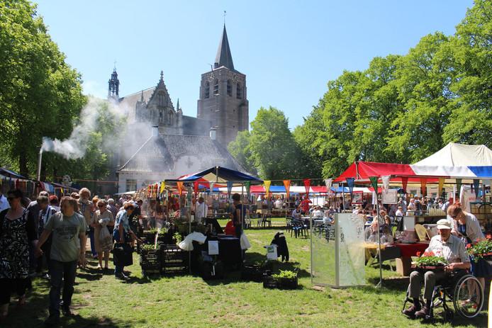 Geraniummarkt Wouw