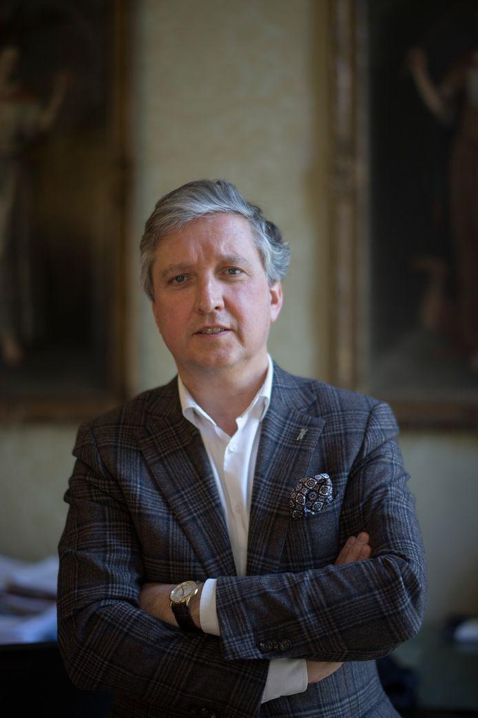 Burgemeester Hans Beenakker