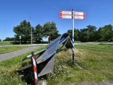 Geen verzekeringsgeld voor omgevallen beeld in Haaksbergen: 'Daar leg ik mij niet bij neer'