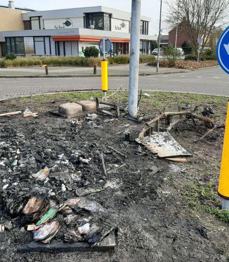 Burgemeester over vuurwerkrellen op Urk: 'Onacceptabel en uitermate triest'