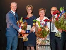 Erepenning voor 100-jarige Zwijndrechtse turnvereniging O&O