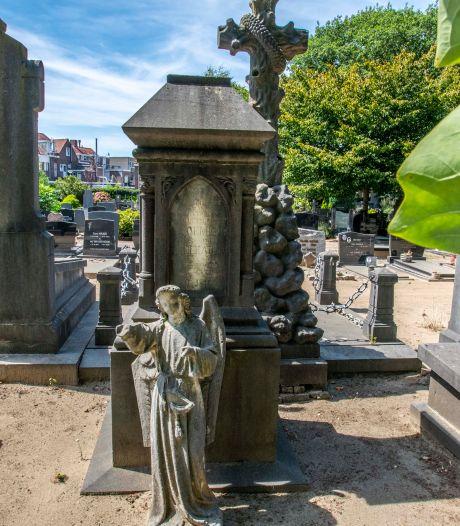 Tilburgse stichting gaat zich inzetten voor behoud grafmonumenten, 'Geschiedenis van de stad mag niet verloren gaan'